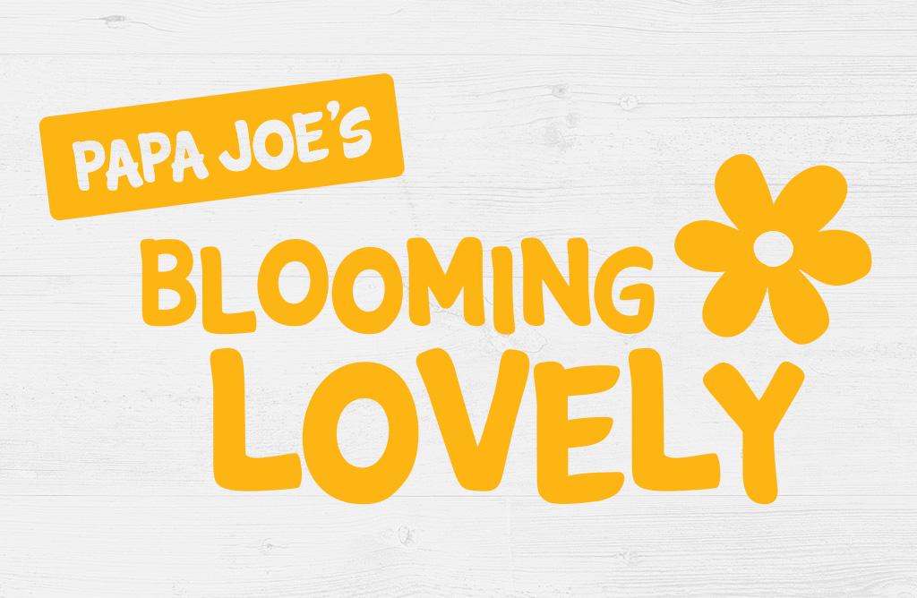 Blooming Lovely logo